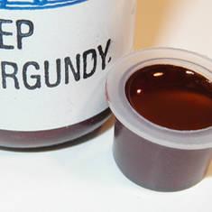 Deep Burgundy