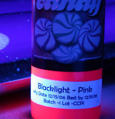 Black Light Pink - розовый