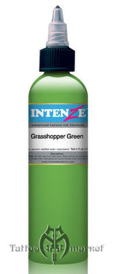 Краска Intenze Grasshopper Green