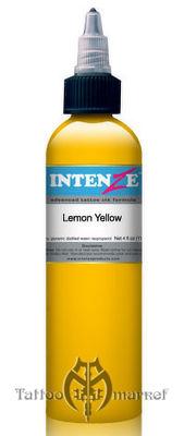 Краска Intenze Lemon Yellow