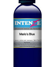 Mario's Blue