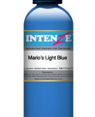 Mario's Light Blue