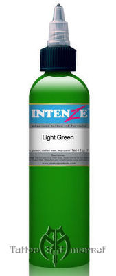 Краска Intenze Light Green