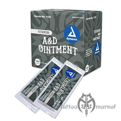 Витамины A&D 144 пакетика