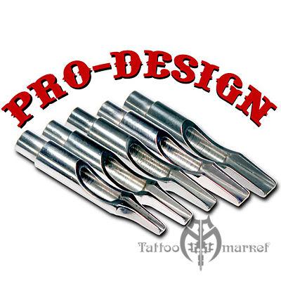 Носики-лейки нержавеющая сталь Pro-Design Professional Tattoo Tips Pro-Design - Magnum Tip 9