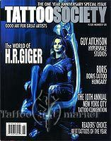 Журнал Tattoo Society №6