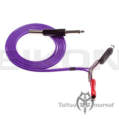 Clipcord - 6 Foot - Purple Wire