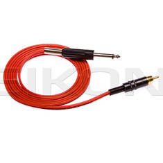 RCA Connector cord - 6 Foot - Red Wire