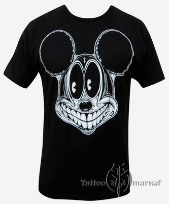 Mens Spooky Mouse Tee