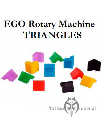 EGO Rotary power triangles