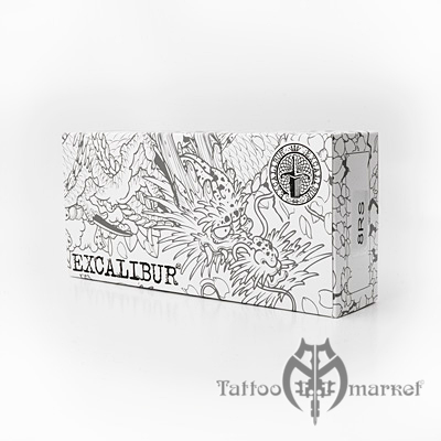 Tight Round Liner Textured - 3 иглы