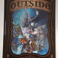 The Outside by Greg Craola Simkins