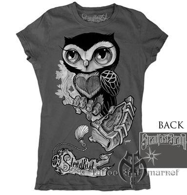G Owl w-Bookmark