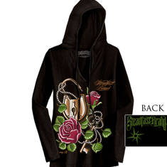Lock & Key Hooded