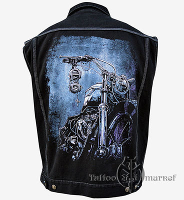 The Sacred Ride Vest