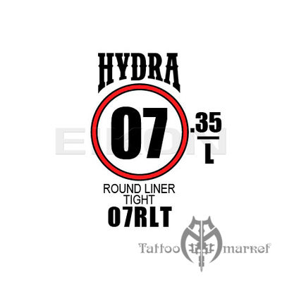 Hydra Round Liners - Tight - 07