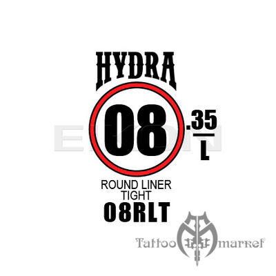 Hydra Round Liners - Tight - 08