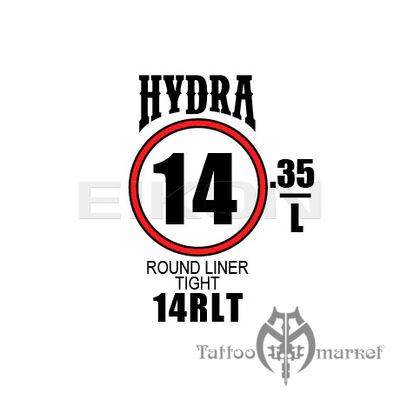 Hydra Round Liners - Tight - 14