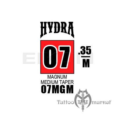 Hydra Magnum - Medium Taper - 07