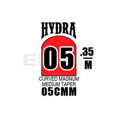 Hydra Curved Magnum Medium Taper 05