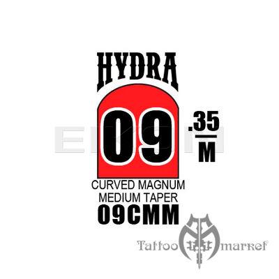 Hydra Curved Magnum Medium Taper 09