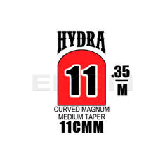 Hydra Curved Magnum Medium Taper 11