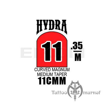Hydra Curved Magnum Medium Taper 11