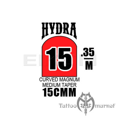 Hydra Curved Magnum Medium Taper 15