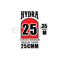 Hydra Curved Magnum Medium Taper 25