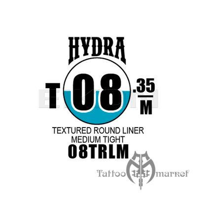 Textured Round Liners Medium Tight 08