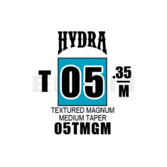 Hydra Textured Magnum Medium Taper 05
