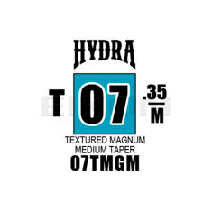 Hydra Textured Magnum Medium Taper 07