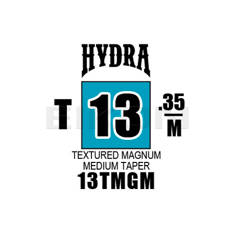 Hydra Textured Magnum Medium Taper 13