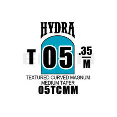 Hydra Textured Curved Magnum Medium Taper 05