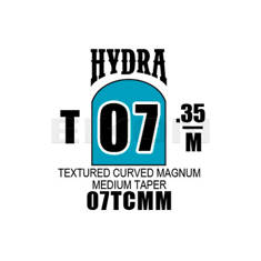 Hydra Textured Curved Magnum Medium Taper 07