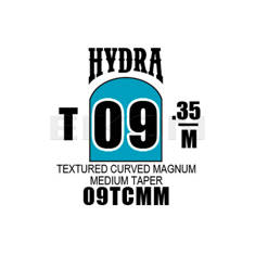 Hydra Textured Curved Magnum Medium Taper 09