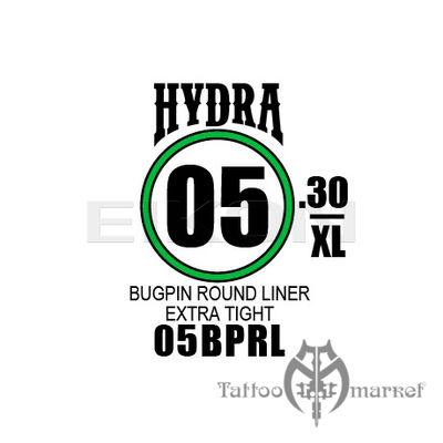 Hydra Bugpin Round Liners - 05