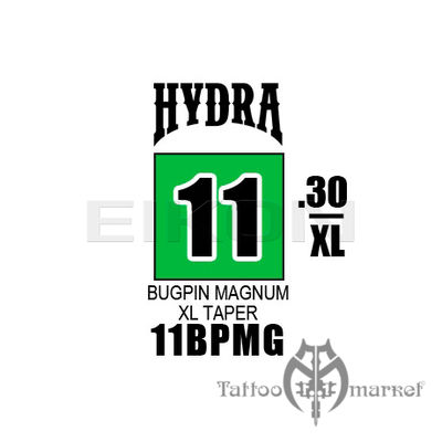 Hydra Bugpin Magnum X Long Taper - 11