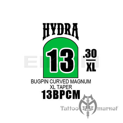 Hydra Bugpin Curved Magnum X Long Taper - 13