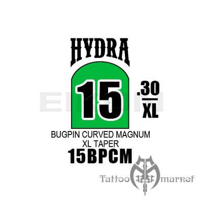 Hydra Bugpin Curved Magnum X Long Taper - 15