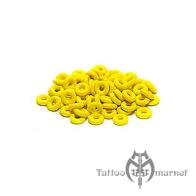 Yellow O-Ring for Armature Bar - 10шт