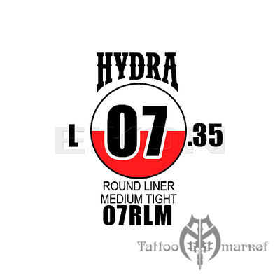 Hydra Round Liners - Medium Tight - 07