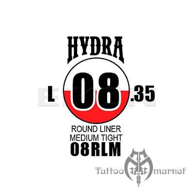 Hydra Round Liners - Medium Tight - 08