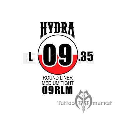 Hydra Round Liners - Medium Tight - 09