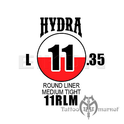 Hydra Round Liners - Medium Tight - 11
