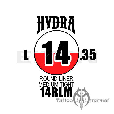 Hydra Round Liners - Medium Tight - 14