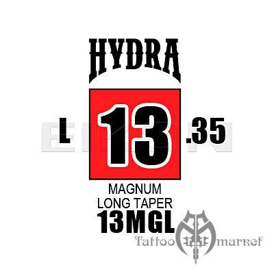 Hydra Magnum Long Taper - 13