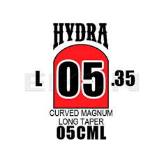 Hydra Curved Magnum Long Taper - 05