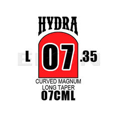 Hydra Curved Magnum Long Taper - 07