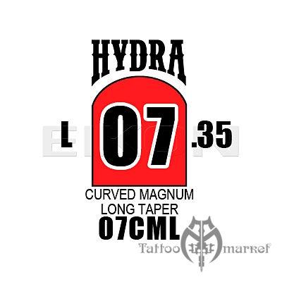 Hydra Curved Magnum Long Taper - 07